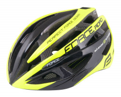 Casca Force Road Negru/Fluo S/M