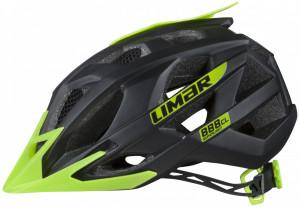 Casca LIMAR 888 - CL Matt Negru Verde M (55-59cm)