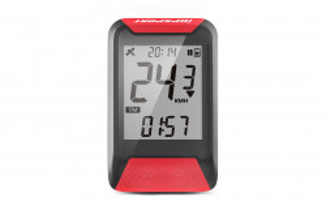 Ciclocomputer GPS iGPSPORT iGS130 rosu