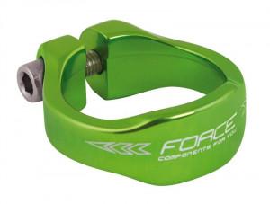 Colier Force 34.9 mm al. verde