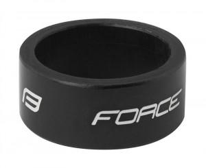 Distantier furca Force 1.1/8 15 mm al. negru
