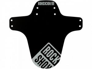 Fender RockShox MTB Fender Black Gloss Silver Print - Pike Ultimate