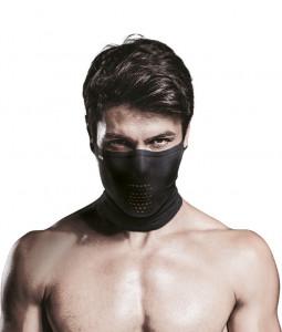 Masca pentru sportivi Naroo N1 Verde menta