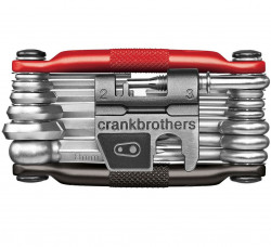 Multi tool Crankbrothers M19 negru rosu