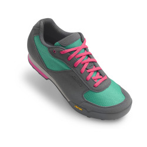 Pantofi dama Giro Petra VR turquois bright pink