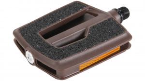 Pedale CONTEC Quick Exclusiv Deluxe+ rulmenti 342g - gravy