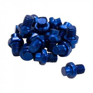 Pini pedale Reverse Escape 16 bucati albastre