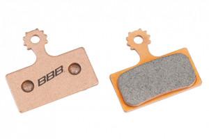 Placute frana metalice BBB BBS-5602S Shimano XTR 2011, XT si SLX