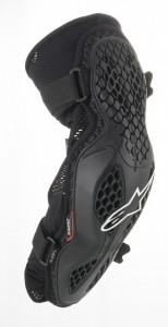 Protectii cot Alpinestars Bionic Pro Negru/Rosu L/XL