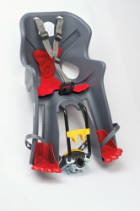 Scaun Bicicleta Fata pentru Copii BELELLI RABBIT Multifix