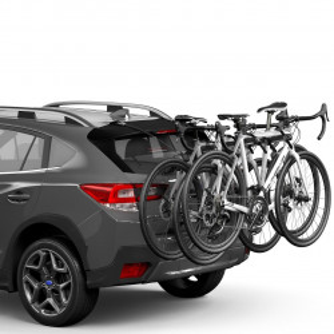 Suport bicicleta Thule OutWay Hanging 3 cu prindere pe haion pentru 3 biciclete