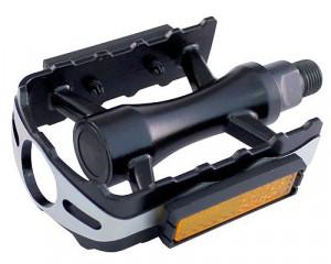 UNION Pedale SP-610 aluminiu negre filet 9/16 AM