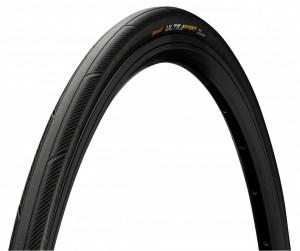 Anvelopa Continental UltraSport III 25-622 negru/negru 700x25C