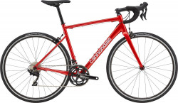 Bicicleta Cannondale CAAD Optimo 1 2021 Candy Red