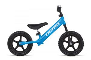 "Bicicleta Copii fara Pedale 12"" DEMA BEEP PVA Albastru"