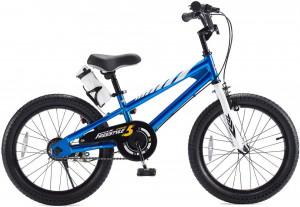 Bicicleta RoyalBaby Freestyle 18 Blue
