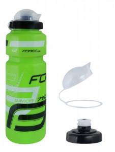 Bidon Force Savior Ultra 0.75l verde/alb/negru