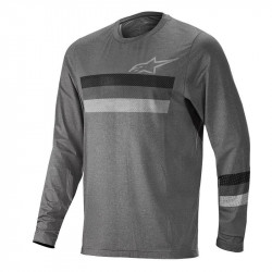 Bluza Alpinestars Alps 6.0 LS Melange/Dark gray/Black M