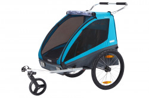 Carucior sport THULE Coaster XT 2 - Blue