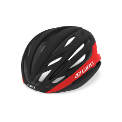 Casca Giro Syntax MIPS black bright red