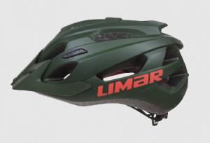 Casca LIMAR Berg-EM verde inchis, M (53-57cm)