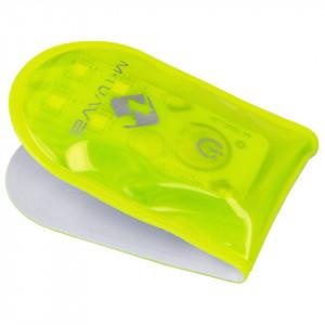 Clips Reflectorizant cu Magnet M-WAVE ILLU LED 4 Leduri