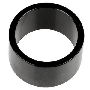 "Distantier Aluminiu 20 mm SXT 1.1/8"" Negru Anodizat"