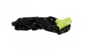 Incuietoare lant CONTEC Neoloc 5mm*100cm - Verde neon