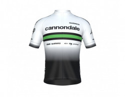 Jersey Cannondale CFR Team Replica white