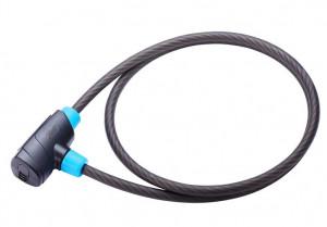 Lacat BBB BBL-32 Powersafe 12mmx100 cm negru