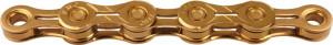 Lant KMC X10EL ti-N Gold 10 viteze 114 Zale