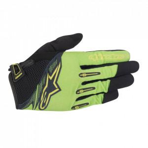 Manusi Alpinestars Flow Glove bright green black XL