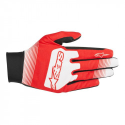 Manusi Alpinestars Teton Plus Red White L