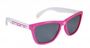Ochelari Force Free roz/alb lentila negru laser