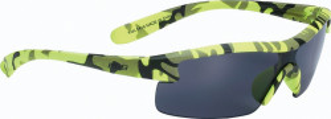 Ochelari soare copii BBB BSG-54 camuflaj mat/verde neon