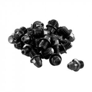 Pini pedale Reverse set 24 bucati negre
