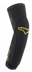 Protectii Genunchi/Tibie Alpinestars Paragon Plus Black Acid Yellow M