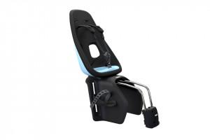 Scaun bicicleta copii THULE Yepp Nexxt Maxi FM cu montare in spate - Aquamarine