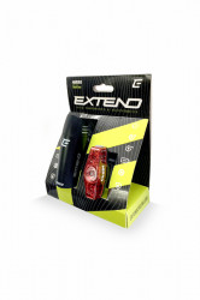 Set Lumini cu Baterii EXTEND NIRRO, 100 lm + 4 lm