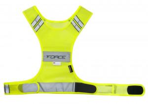 Vesta reflectorizanta Force Sport
