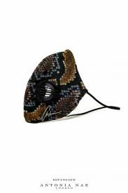 COBRA FABRIC FACE MASK