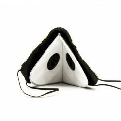 Mască din tweed BY