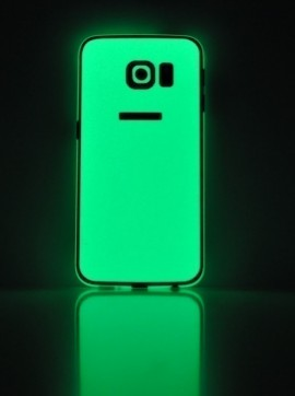Apple iPhone X - Glow in the Dark Skin,Full Body Shield,Case Cover Protector,Decal Sticker Wrap
