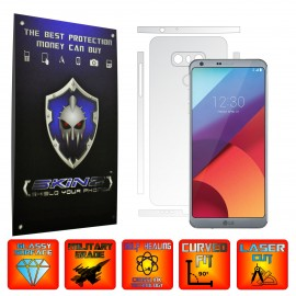 LG G6 - Curved Self Healing Screen Protector + Full Body Invisible Shield,Skin Cover Wrap