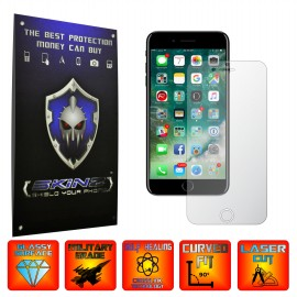 Apple iPhone 8 + Plus - Curved Self Healing Screen Protector + Full Body Invisible Shield,Skin Cover Wrap