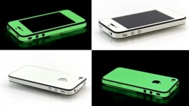 Apple iPhone SE - Glow in the Dark Skin,Full Body Shield,Case Cover Protector,Decal Sticker Wrap by SKINZ
