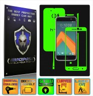 HTC 10 - Glow in the Dark Skin,Full Body Shield,Case Cover Protector,Decal Sticker Wrap