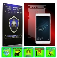 Huawei Ascend P9 + Plus - Self Healing Screen Protector + Full Body Invisible Shield,Skin Cover Wrap