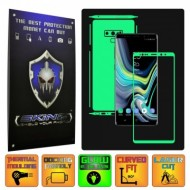 Samsung Note 9 - Glow in the Dark Skin,Full Body Shield,Case Cover Protector,Decal Sticker Wrap