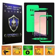 Samsung Galaxy S8+ Plus - Glow in the Dark Skin,Full Body Shield,Case Cover Protector,Decal Sticker Wrap